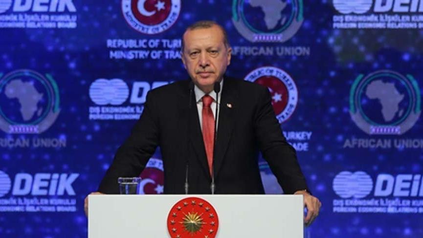 Cumhurbaşkanı Erdoğan: Gelin yerel para kullanalım