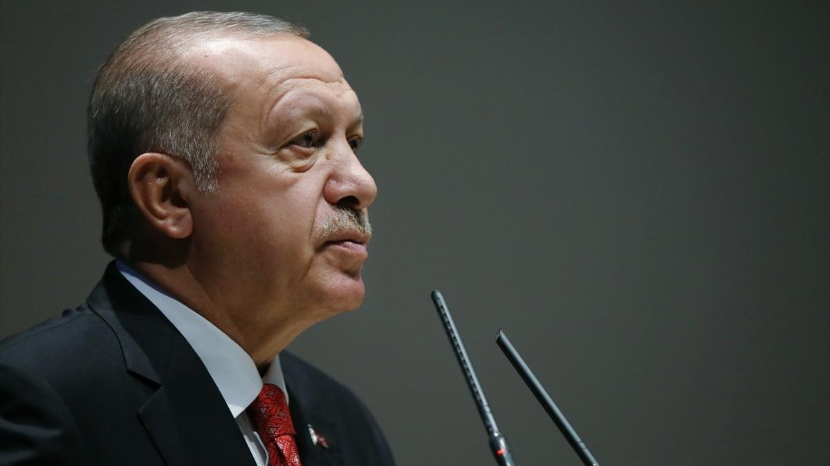 Son dakika... Cumhurbaşkanı Erdoğan'dan emeklilikte yaşa takılanlar açıklaması