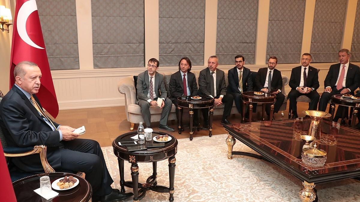 Cumhurbaşkanı Erdoğan açıkladı: İş Bankası'ndan sonra Şişe Cam