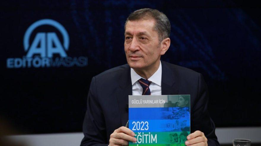 Milli Eğitim Bakanı Selçuk'tan 'Andımız' açıklaması
