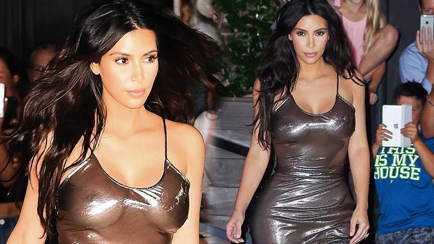 Kim Kardashian'dan iğrenç paylaşım!