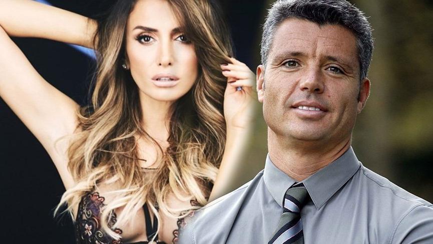 Sadettin Saran ve Emina Jahovic aşkından ilk kare!