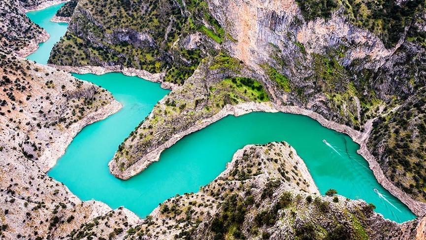 Türkiye'nin paha biçilmez güzellikteki kanyonları