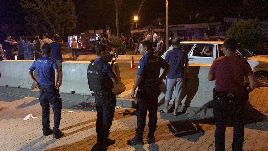 Adıyaman'da polis merkezi önünde silahlı çatışma: 11 yaralı