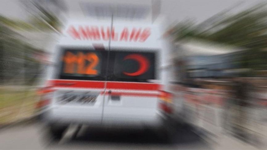 Çamaşır toplarken 5. kattan düşen 13 yaşındaki kız hayatını kaybetti
