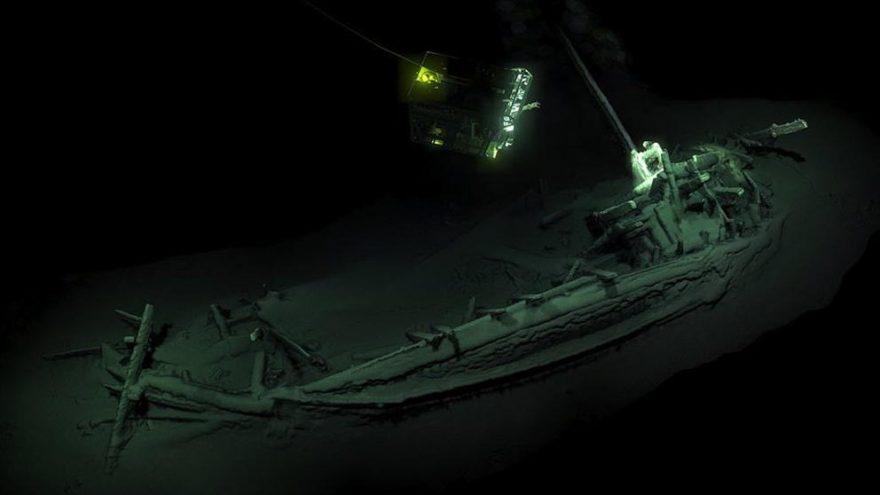 Karadeniz'de tarihi keşif… 2400 yıllık ama neredeyse el değmemiş!