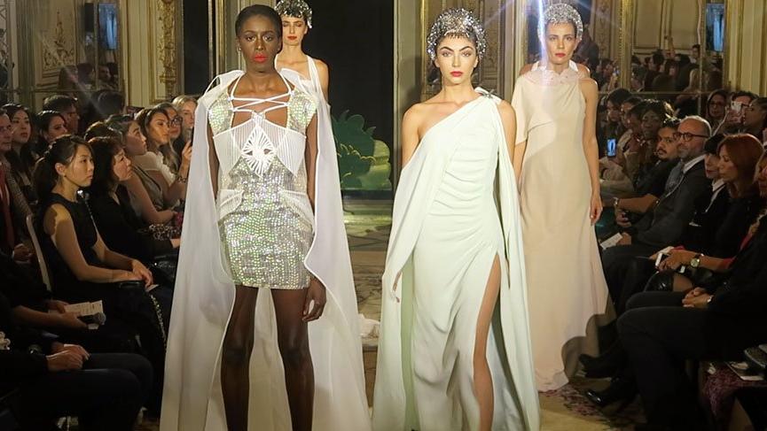Arzu Kaprol Paris Moda Haftası'nda