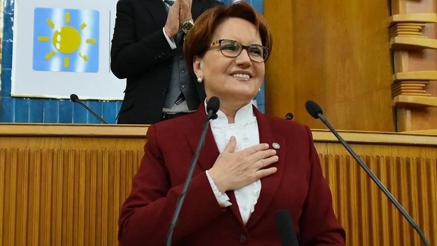 Meral Akşener'den Erdoğan'a 'Tek millet değil Türk milleti' çıkışı
