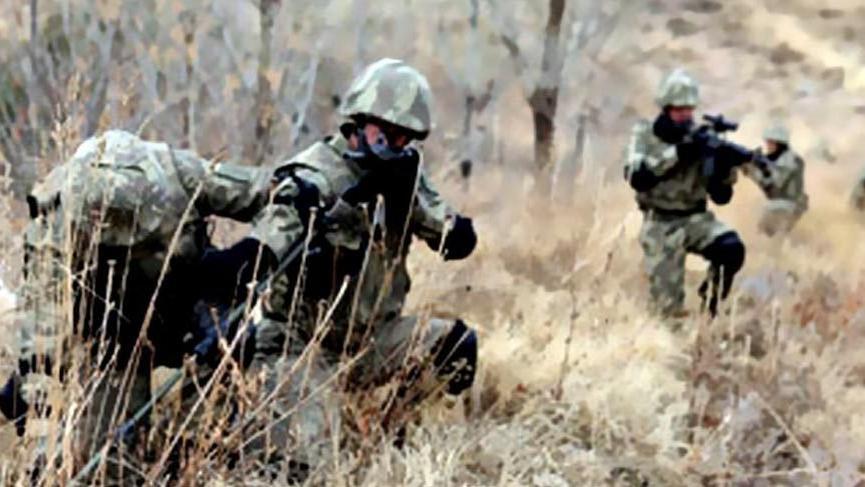 Doğubayazıt'ta mayın patladı: 1 asker yaralı