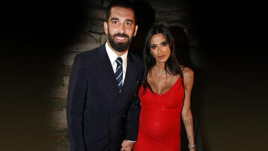 Arda Turan'ın eşi Aslıhan Doğan'dan ilk açıklama geldi