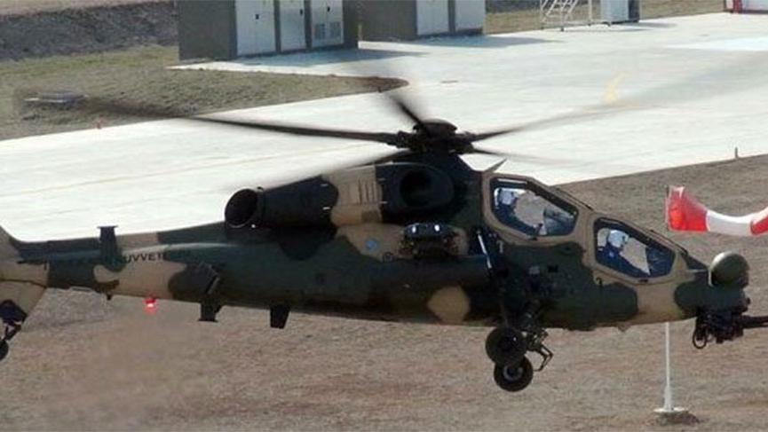 Savunma Sanayii İcra Komitesi'nin gündemi Atak Helikopteri projesi!