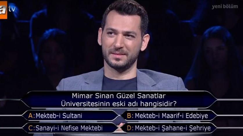 Mimar Sinan Güzel Sanatlar Üniversitesinin eski adı nedir?