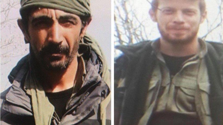 Şırnak'ta 2 sözde sorumlu öldürüldü