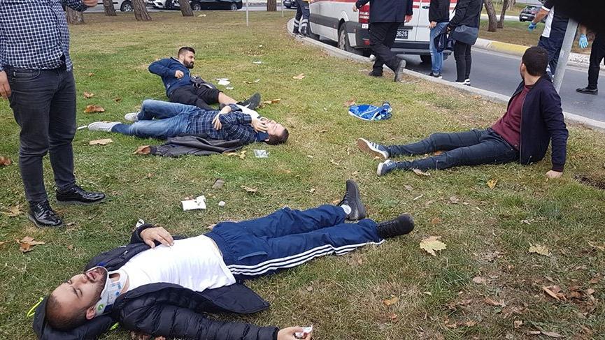 Bakırköy'de kaza: Çok sayıda yaralı var