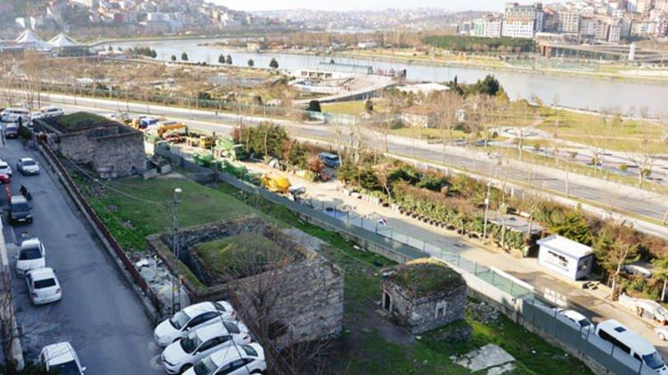 Osmanlı barut depoları özelleştirme kapsamında çıktı