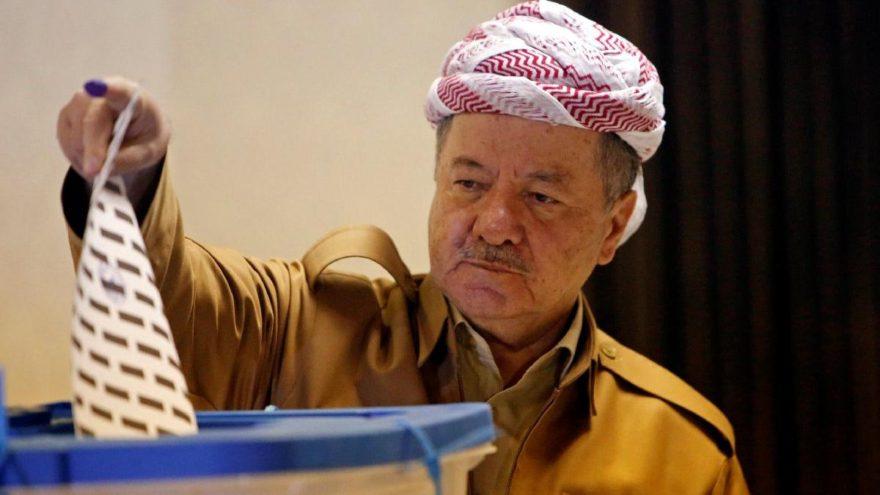 Irak'ta seçimler tamamlandı… İlk sonuçlara göre Barzani zaferle ayrıldı