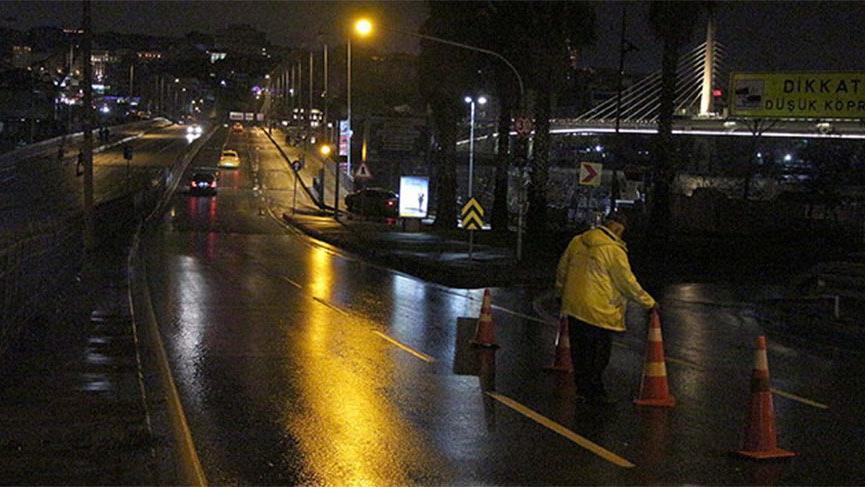 İstanbullular dikkat! O saatler arasında kapatılacak