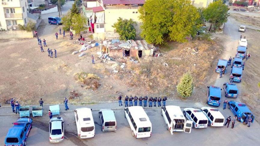 Denizli'de suç örgütüne operasyon: 11 gözaltı