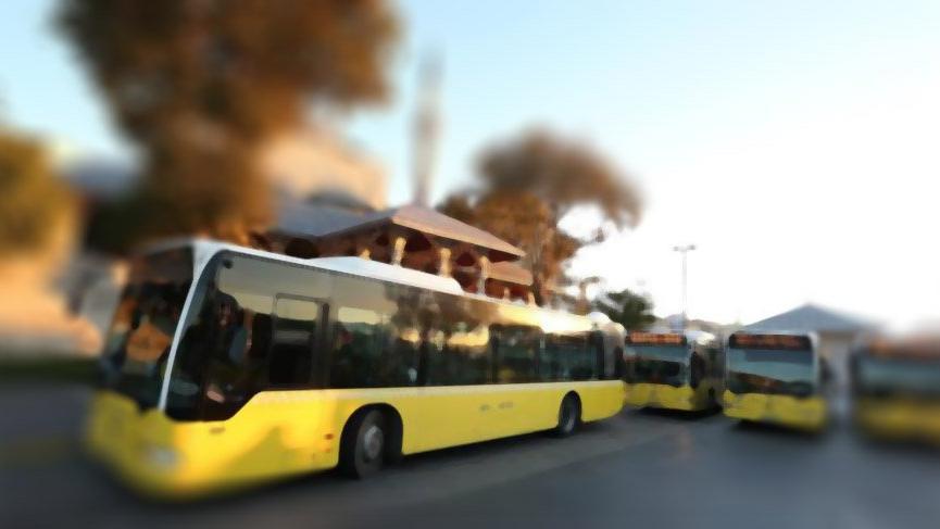 İstanbul yeni havalimanına gidecek İETT hatları belli oldu