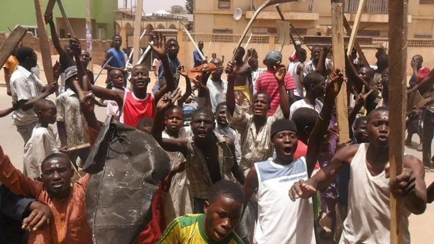 Nijerya'da şiddet olayları: 55 ölü