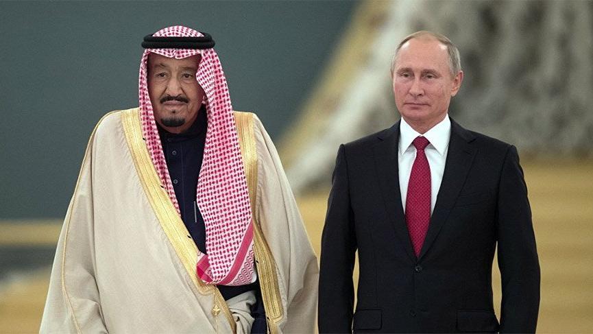 Putin ile Kral Selman arasında Kaşıkçı görüşmesi