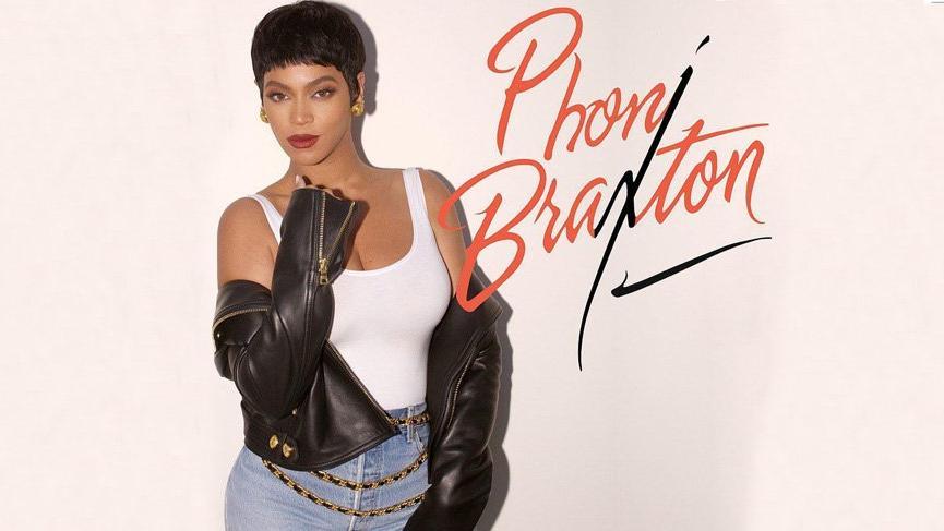 Beyonce, Cadılar Bayramı için efsane isim Toni Braxton kılığına girdi