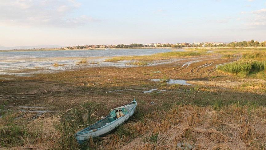 Beyşehir Gölü kuruyor!