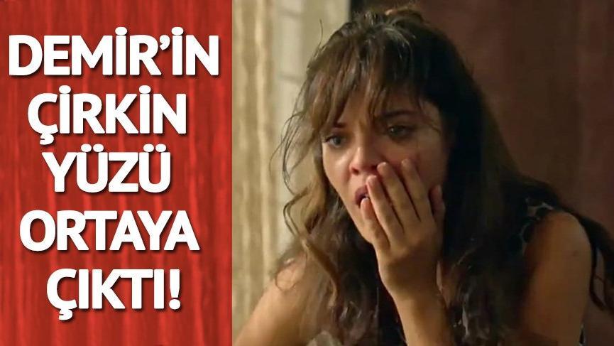 Bir Zamanlar Çukurova 5. yeni bölüm fragmanı yayınlandı! Yeni fragmanda Demir Züleyha'yı dövüyor!