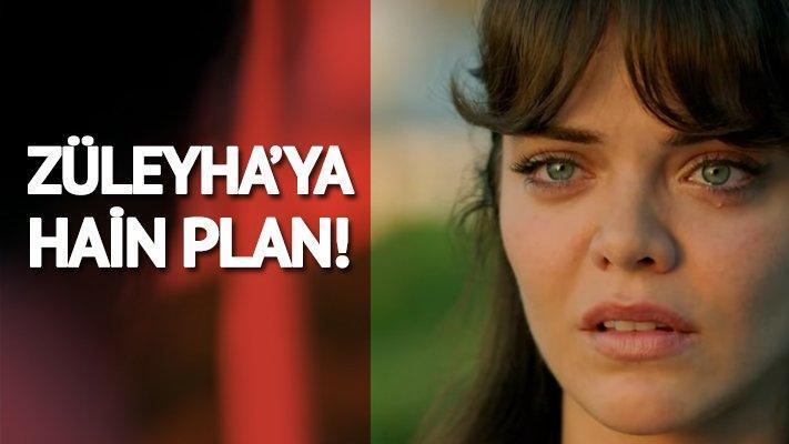 Züleyha'ya hain plan! Bir Zamanlar Çukurova 6. yeni bölüm fragmanı geldi!