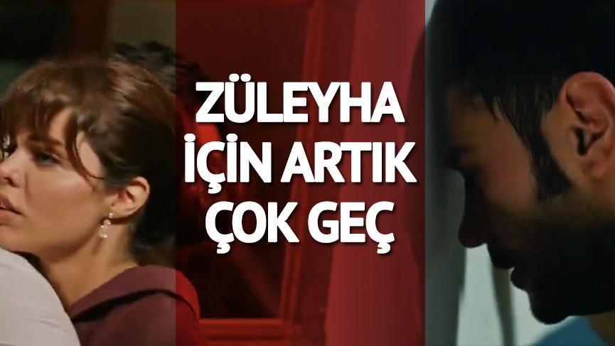 Bir Zamanlar Çukurova 4. yeni bölüm fragmanı izle: Züleyha nikahlanıyor! Yılmaz yaşayacak mı?