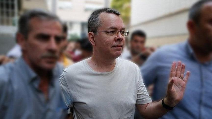 ABD basınından anlaşma sağlandı iddiası! Rahip Brunson serbest mi bırakılıyor?