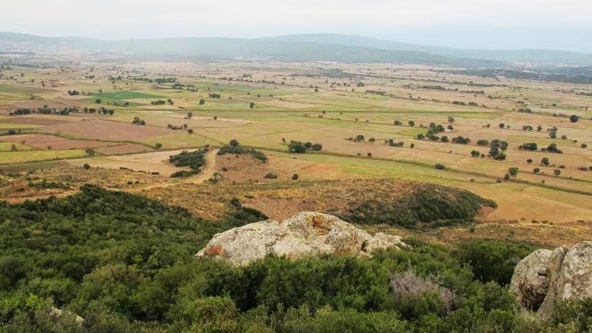 Çanakkale'de 2 bin 700 yıllık antik kent keşfedildi