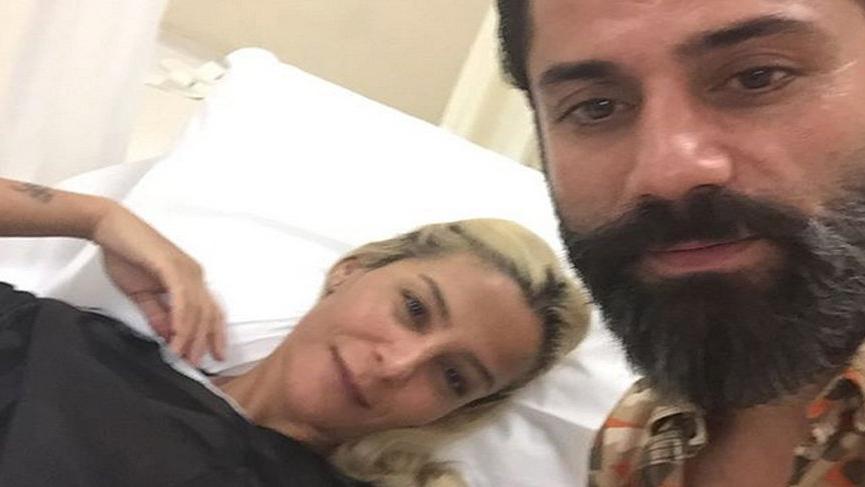 Çılgın Sedat narkoz etkisi altındaki eşinin videosunu paylaştı!