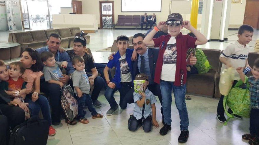 Anne babaları bırakıp IŞİD'e katıldı… 17 çocuğa Türkiye sahip çıktı