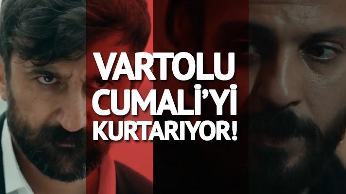 Çukur 38. bölüm 2. fragman yayınlandı! Yeni fragmanda Vartolu, Cumali'yi kurtarıyor!