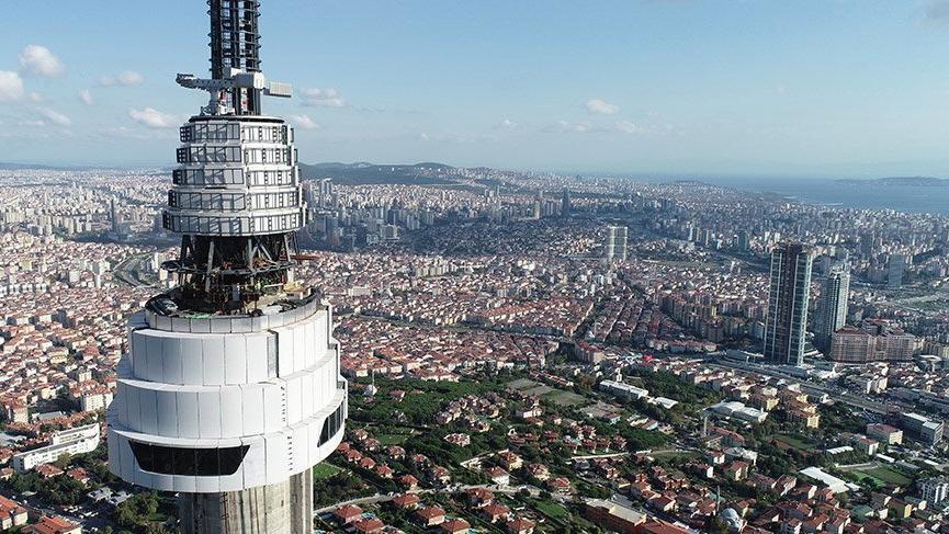 Çamlıca Kulesi'nin yapımında çalışan Dekoral konkordato ilan etti