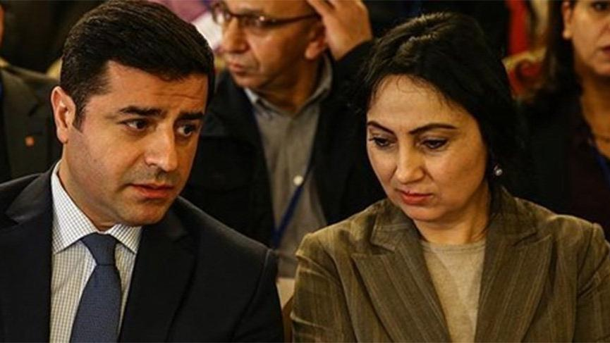 Demirtaş'sız HDP klibi
