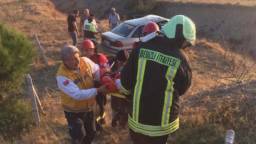 Denizli'de feci kaza! Aynı aileden 2 çocuk hayatını kaybetti