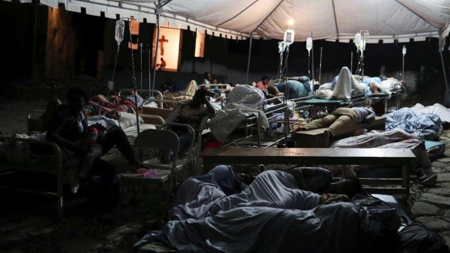 Haiti'de deprem: Ölü sayısı artıyor
