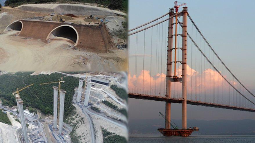Dev projelere havadan 5 milyar