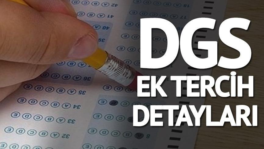 DGS ek tercih: Dikey Geçiş Sınavı ek yerleştirmeleri için boş kontenjan kılavuzu!