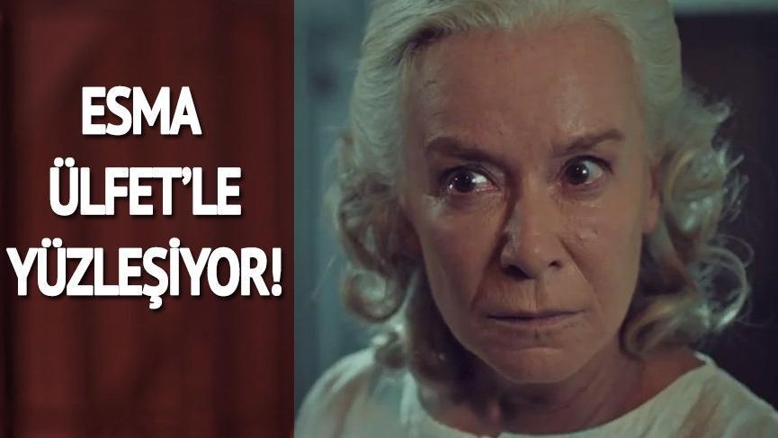 İstanbullu Gelin 57. Yeni bölüm fragmanı geldi! Esma Ülfet'le yüzleşiyor! (İstanbullu Gelin 56. Son bölüm izle)