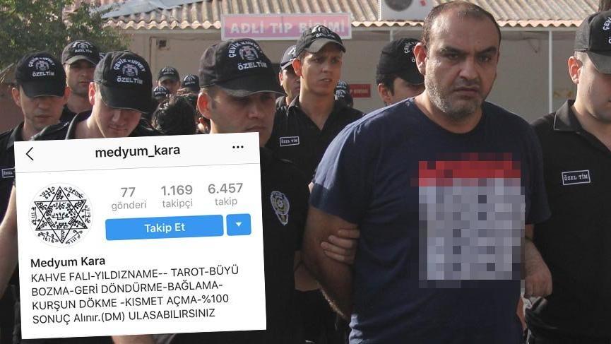 Dolandırıcılık çetesi 'polise yakalanmama muskası' yazdırmış