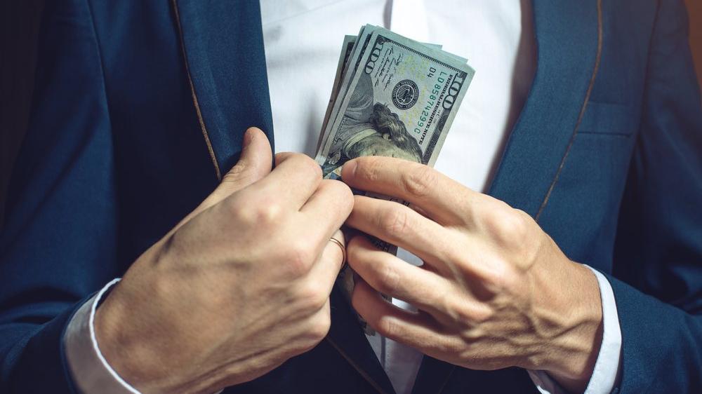 Brunson gitti hesaplarda dolar birikti