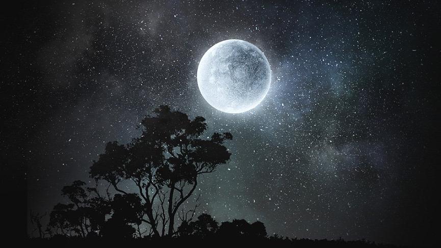 Boğa burcunda Uranüsyen Dolunay