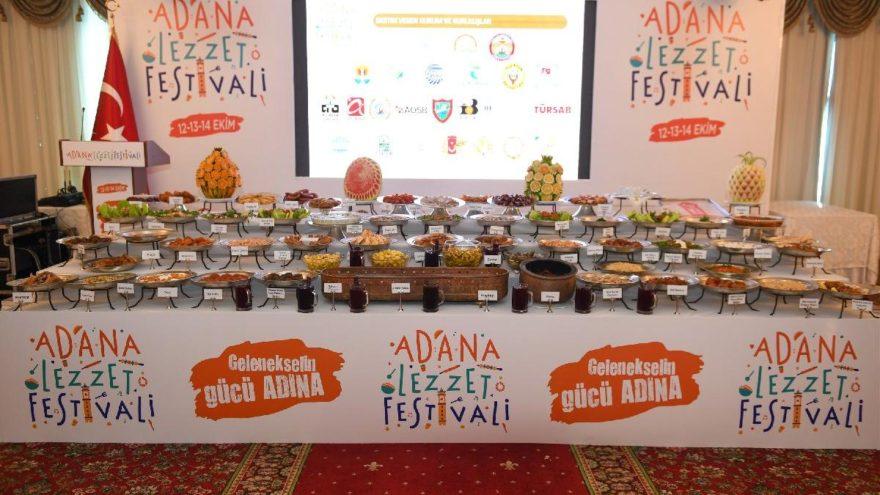Dünyanın lezzeti Adana'da buluşacak
