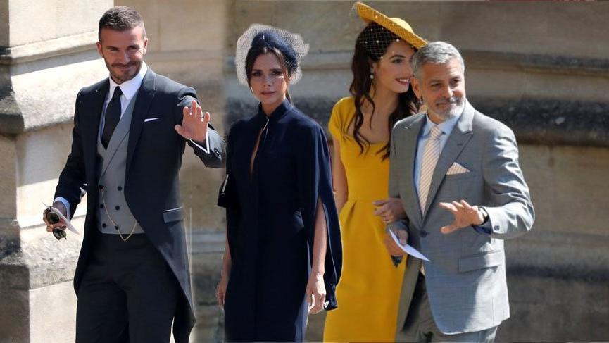 Diane Morgan, Prens Harry ve Meghan Markle'ın düğününde konukların ped kullandığını iddia etti