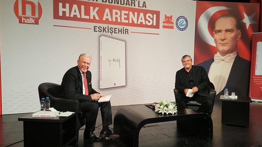 Yılmaz Özdil yanıtladı: Neden Mustafa Kemal Atatürk değil de sadece Mustafa Kemal?