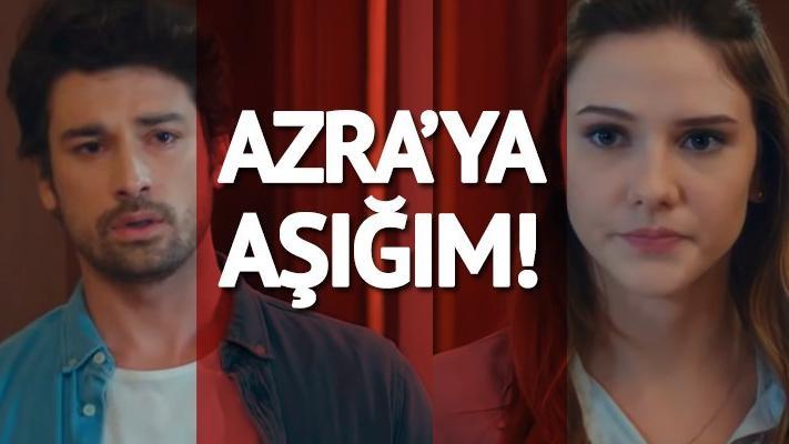 Elimi Bırakma 12. yeni bölüm 2. fragmanı geldi! 'Ben Azra'ya aşığım!'