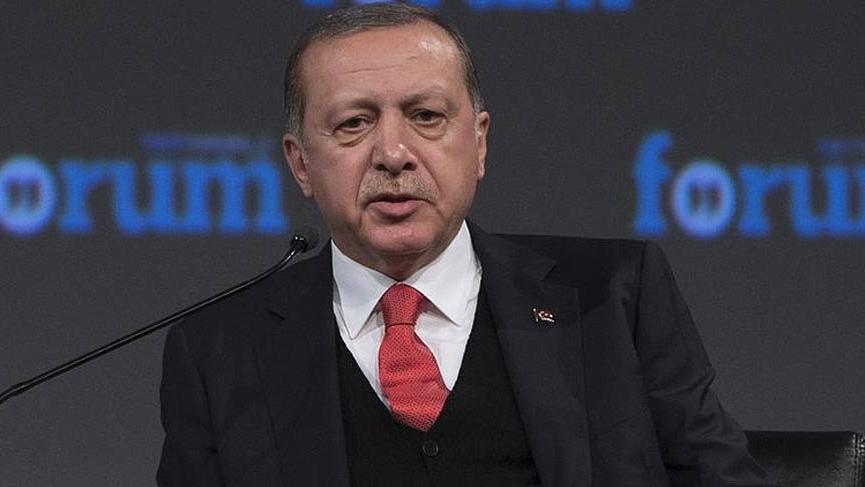 Cumhurbaşkanı Erdoğan'dan TRT World Forumu'nda flaş açıklamalar